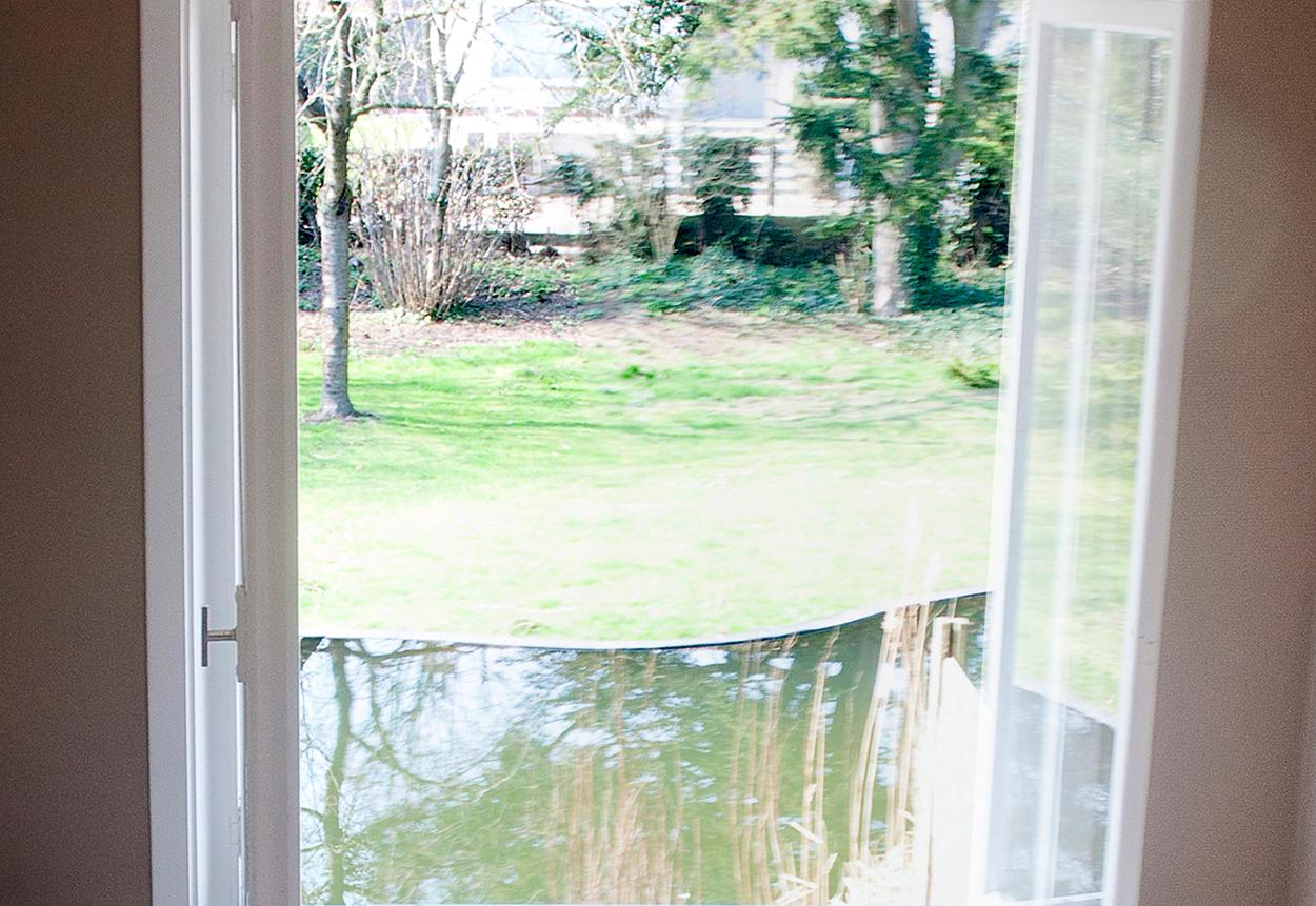 Tuin Villa Nieuwpoort