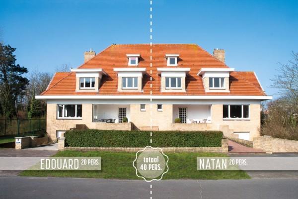 Nieuwpoort - Huis / Maison - Villa Nieuwpoort - Edouard